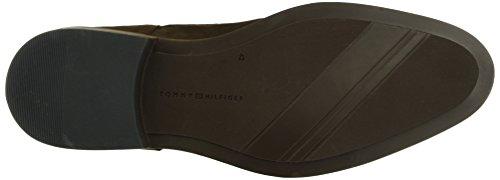 Tommy Hilfiger D2285allen 12b, Chaussures à Lacets Homme Marron - Braun (COFFEEBEAN 212)