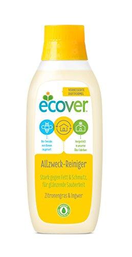 Limpiador multiusos ecológico de Ecover, aroma a limón