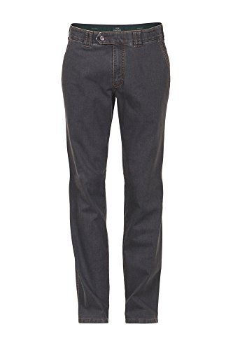 Club of Comfort - Herren Jeans Hose in verschiedenen Farbvarianten, Dallas (4631) Anthrazit (1)