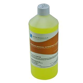Ultraschall-Reinigungslösung zur Entfernung von Oxidation und Rost, 1Liter