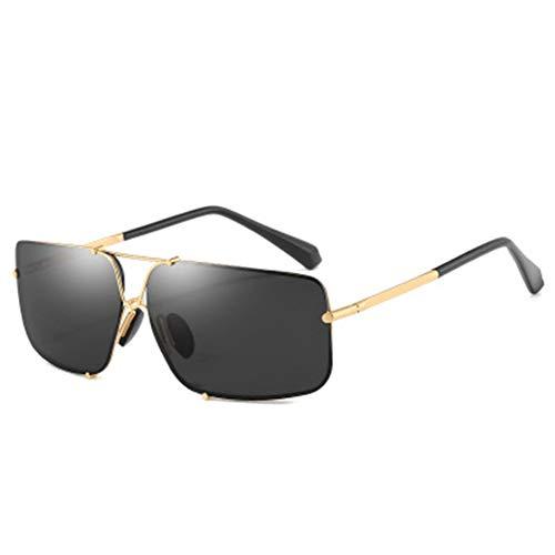 VIWIV Sonnenbrillen, Luxuriöse Photochrome Nachtsicht-Sonnenbrillen Für Herren Bei Nacht Mit Polarisierten Farbbrillen,4