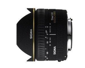 Sigma 15mm f2.8 Diagonal Fisheye For Pentax Digital & Flim SLRCameras