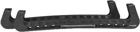 Powerslide Kufenschoner Blade Guard, schwarz, one size, 902069