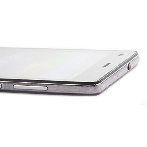 iCues |Apple iPhone 6S / 6 Custodia | Antiproiettile vetro Cover | transparente | Case Bumper Tasca Borsa transparent