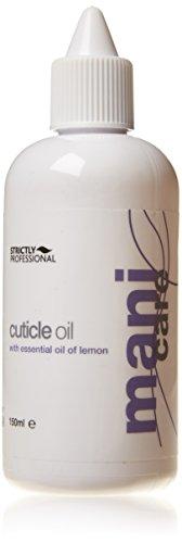Bote de aceite esencial de limón para cutículas