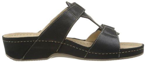 Rohde 5797, Mules femme Noir (90 Noir)