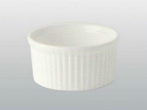 MAXWELL WILLIAMS »Basic« weiß, Ofenform »Ramekin«, rund, Inhalt: 0, 15 Liter Form Ramekin