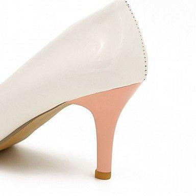 pwne Donna Primavera Tacchi Cadono Comfort Novità Brevetto Ufficio In Pelle &Amp; Carriera Abito Casual Stiletto Heel Bowknot Passeggiate US7 / EU39 / UK6 Big Kids