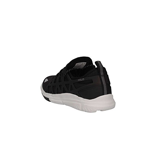Polo Ralph Lauren 809669842 003 Basket Homme Noir