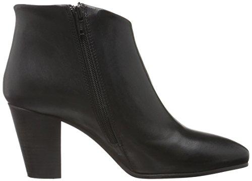 Mentor Mentor Ankle Boot, Bottes Classiques femme Noir - Noir