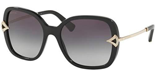 Sonnenbrillen Bvlgari DIVAS' DREAM BV 8217B BLACK/DARK GREY SHADED Damenbrillen