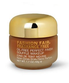 Fashion Fair Oil-Free Perfect Finish Souffle Makeup - Bronze Glo - Glo-make-up