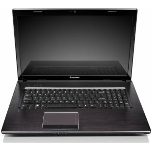 Lenovo-Lenovo IdeaPad G780-Windows 8-DC 4GB 320GB-17.3-Webcam-PC portatile reconditionne