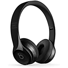 Apple Beats Solo3 - Auriculares (binaurale, 3.5 mm / USB, Bluetooth, supraaural), color negro