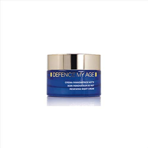 Crema rinnovatrice notte DEFENCE MY AGE Bionike 50 ml