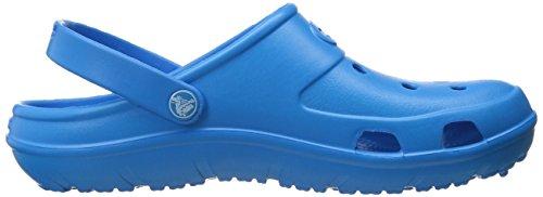 Crocs Unisex-erwachsene Hilo Zoccolo Blau (oceano)