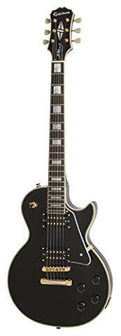 Epiphone ENCIEBGH3 Ed Les Paul Classic Custom PRO (GH) Guitare électrique, Ebony