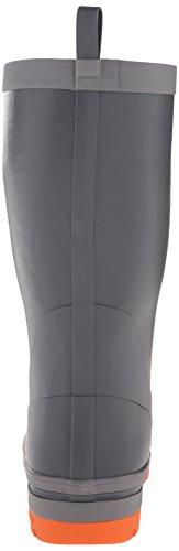 Helly Hansen Midsund 2, Bottes en caoutchouc à tige longue homme Charcoal/Mid Grey