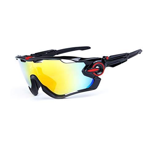 Adisaer Fahrradbrille Klar Fahrradbrillen Fahrradreitbrillen Im Freiensport Fahrradsonnenbrillen Style J Damen Herren