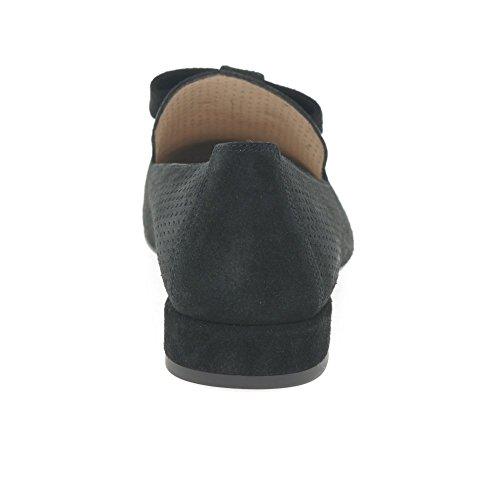 Chaussures Itaca les Feuillet Womens Suede Hispanitas Rubi Sur Occasionnel nqYwaxdX