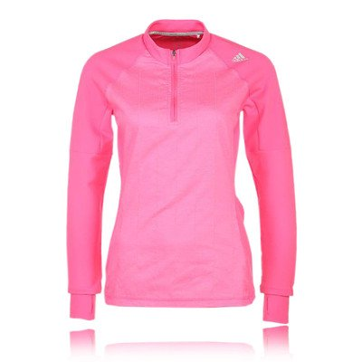 Adidas Supernova Women's Half Zip Manches Longues Top