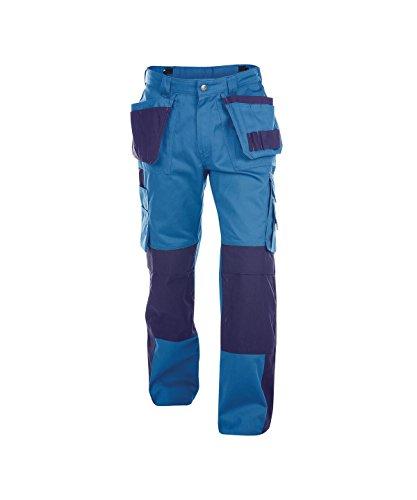 Dassy Seattle Grigio/Nero Pantaloni da lavoro/pantaloni Pantalone servizio blu carta da zucchero/blu mare