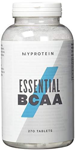 Myprotein BCAA Plus 270 Tabletten, 1er Pack (1 x 270 g) -