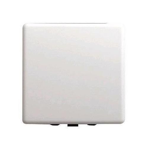 Simon Brico M2725130 - Conmutador cruce blanco