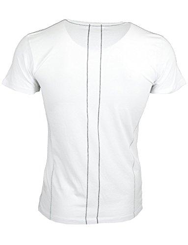 RELIGION Herren T-Shirt Weiß