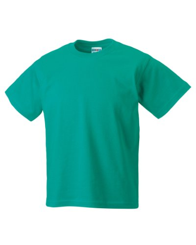 Jerzees Schoolgear T-Shirt Classic - Winter Emerald