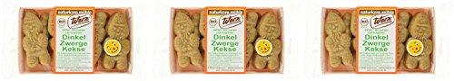 Werz Dinkel-Vollkorn-Zwerge-Kekse, 3er Pack (3 x 125 g Packung) - Bio - 2
