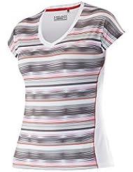Head Ann, T-camiseta de manga corta para chica, multicolour, talla: m/140