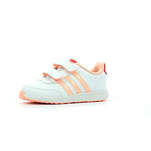 adidas Performance Girls/Kleinkind Sneakers Vs Switch 2.0 CMF Inf Weiss (10) 22 (Kleinkind Sneakers Girls)