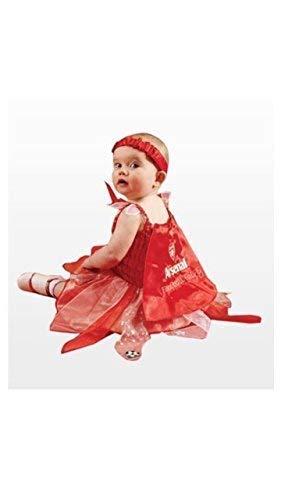 Rubie's Baby Fußball Arsenal Fee Kostüm Baby Fußball (Fußball Baby Kostüme)