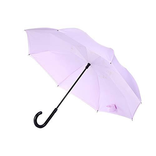GONGFF Paraguas Doble Paraguas Anti - Paraguas Protección