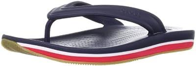 Crocs Retro Flip-flop Chanclas de material sintético, Hombre