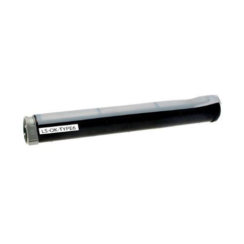 Preisvergleich Produktbild Toner für OKI 6W 8W 8P FAX 4500 schwarz Typ 6 - Schwarz, 2.000 Seiten,kompatibel