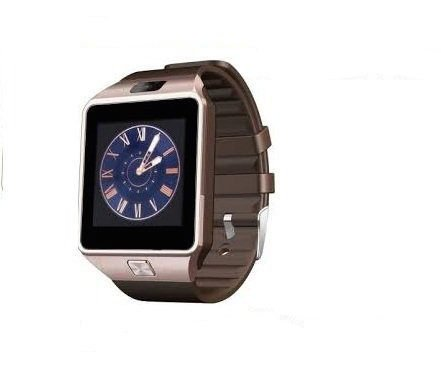 ROBOSTER T30 Bluetooth Smart Watch with Sim Card Slot and Camera (Silver)