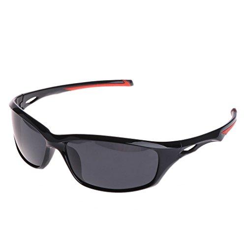 logres Gläser Angeln Radfahren Polarized Outdoor Sonnenbrille Reise Sport UV400Für Damen Herren (# 006)