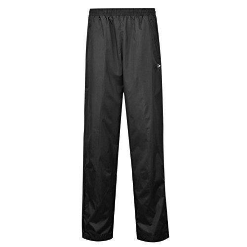 Dunlop Herren Golfhose Funktionshose Regenhose Wasserdicht Outdoor Golf Hose Schwarz Medium
