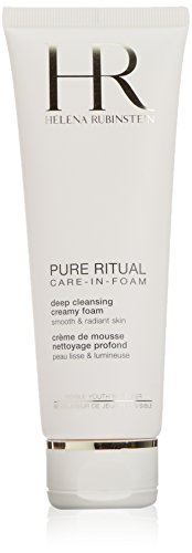 Helena Rubinstein Pure Ritual Care in Foam, Deep Cleansing Cremay Foam, Donna, 125 ml