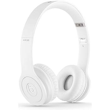 Beats by Dr. Dre Solo HD On-Ear Headphones - Monochromatic White