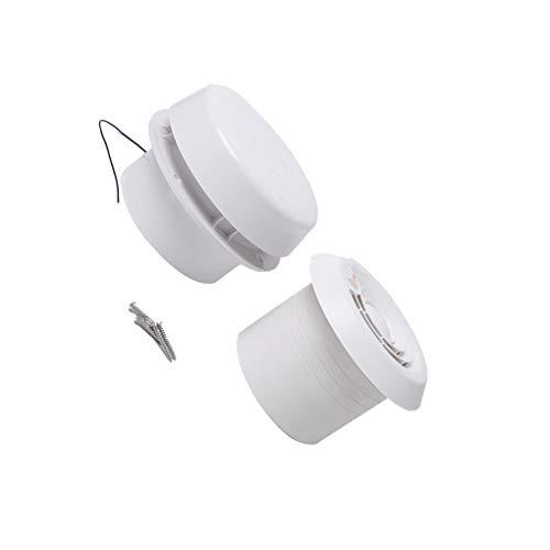 BoburyL Auto Elektrogeräte Luftventilatoren RV Dach Air Vent Grille Kein Fan-Reise-Anhänger Van Decken Air Vent Fans -