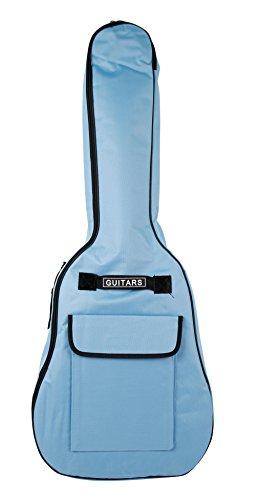 Größe Abdeckung Süßwasser blau gepolsterte box Gitarre