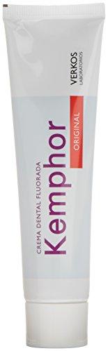 Kemphor Dentifricio, Dentífrico Original, 50 ml