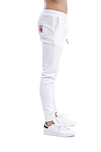 Jogging-Slim Plus - Compagnie de Californie Blanc