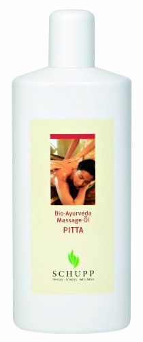 BIO AYURVEDA Massage Oel Pitta, 1000 ml