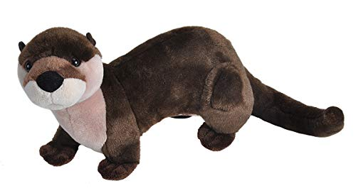 Wild Republic Europe ApS 38cm Cuddlekins River Otter