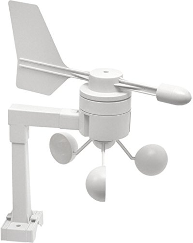 Technoline - Tx 23 sensor de viento - transmisor de estación meteorológica ws 1600