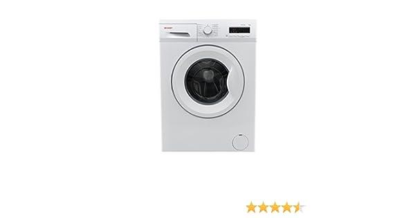 Sharp ES FB7143WA3 DE Waschmaschine A 1400 UpM 7kg Weiss Schnellwaschgang Amazonde Elektro Grossgerate